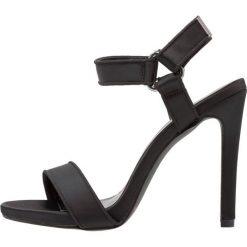 Sandały damskie: New Look VERSE Sandały na obcasie black