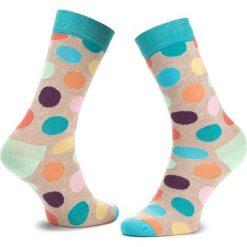Skarpety Wysokie Unisex HAPPY SOCKS - BDO01-1001 Kolorowy. Czerwone skarpetki męskie marki Happy Socks, z bawełny. Za 34,90 zł.