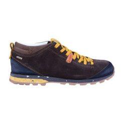 Buty trekkingowe męskie: Aku Buty męskie Bellamont Suede GTX Dark Brown/Yellow r. 41 (504-305)