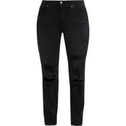 Rurki damskie: Levi's® Plus 311 PL SHAPING SKINNY Jeans Skinny Fit washed black