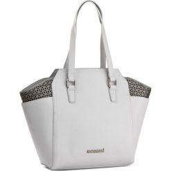 Torebka MONNARI - BAG1000-019  Grey. Szare torebki klasyczne damskie marki Monnari, ze skóry ekologicznej, duże. W wyprzedaży za 139,00 zł.