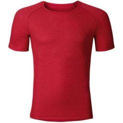 Odlo Koszulka męska Cubic czerwona r. L (140042). Czerwone koszulki sportowe męskie marki Odlo, l. Za 149,95 zł.