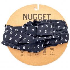 Nugget Unisex Chusta Czarny Buff Snow Protection. Białe chusty damskie Nugget. Za 25,00 zł.