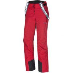 Husky Spodnie Narciarskie Brita Red S. Czerwone bryczesy damskie Husky, s, narciarskie. W wyprzedaży za 299,00 zł.