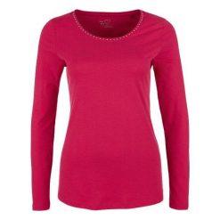 S.Oliver T-Shirt Damski 40 Różowy. Czerwone t-shirty damskie S.Oliver, s. Za 59,90 zł.