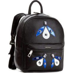 Plecak GINO ROSSI - Biżu XU3707-ELB-TKTK-9981-T 99/0M. Czarne plecaki damskie Gino Rossi, ze skóry, klasyczne. W wyprzedaży za 359,00 zł.