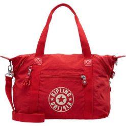Kipling ART Torebka lively red. Czerwone torebki klasyczne damskie Kipling. Za 379,00 zł.