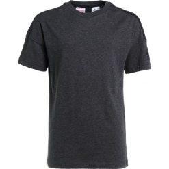 T-shirty chłopięce z nadrukiem: adidas Performance Tshirt z nadrukiem black