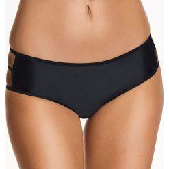 Figi klasyczne Britney Strappy. Brązowe figi marki Astratex, w paski, z bawełny. Za 44,99 zł.