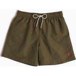 Polo Ralph Lauren - Męskie spodenki kąpielowe, zielony. Zielone kąpielówki męskie Polo Ralph Lauren, m. Za 249,95 zł.