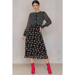 Sukienki hiszpanki: Second Female Sukienka Izumi – Multicolor