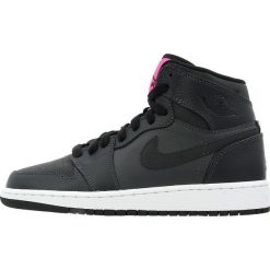 Nike Buty damskie Jordan Girl`s Air 1 Retro High Shoe czarne r. 36  (332148 004). Czarne buty sportowe chłopięce Nike. Za 344,26 zł.