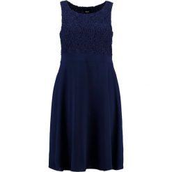 Sukienki hiszpanki: Zizzi Sukienka letnia dark blue