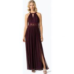 Marie Lund - Damska sukienka wieczorowa, czerwony. Niebieskie sukienki balowe marki Marie Lund, z szyfonu. Za 449,95 zł.