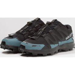 Salomon SPEEDSPIKE CS Obuwie do biegania Szlak black. Czarne buty do biegania damskie marki Salomon, z gumy. Za 739,00 zł.