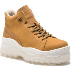 Sneakersy TAMARIS - 1-25248-31 Corn 610. Brązowe sneakersy damskie marki Tamaris, z materiału. Za 329,90 zł.