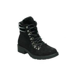 Śniegowce Xti  48377. Czarne buty zimowe damskie marki Xti. Za 263,62 zł.