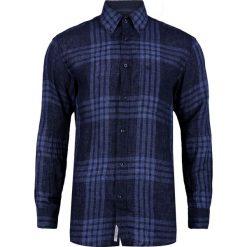 Koszule męskie na spinki: Koszula BOGNER RUBY Print|Granatowy