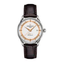 PROMOCJA ZEGAREK CERTINA DS 1 Powermatic 80 Himalaya Special Editio. Szare zegarki męskie CERTINA, ze stali. W wyprzedaży za 2499,20 zł.