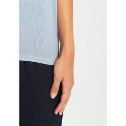 Bluzki asymetryczne: Kaffe AMBER STANLEY Bluzka blue