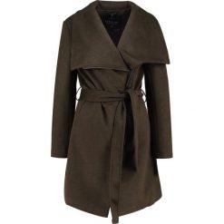 Płaszcze damskie: Carolina Cavour GIUSEPPE Płaszcz wełniany /Płaszcz klasyczny khaki
