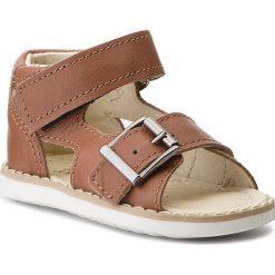 Sandały chłopięce: Sandały MRUGAŁA – Roma 1104/8 Natural
