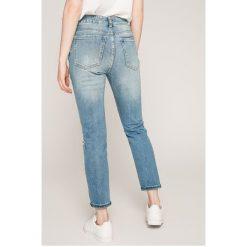 Haily's - Jeansy Belly. Niebieskie jeansy damskie rurki Haily's, z bawełny, z podwyższonym stanem. W wyprzedaży za 129,90 zł.