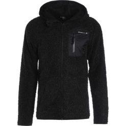 O'Neill KINETIC OUTDOOR  Kurtka z polaru black out. Czarne kurtki trekkingowe męskie O'Neill, m, z materiału. W wyprzedaży za 407,20 zł.