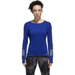 Koszulka biegowa damska ADIDAS RS LS TEE W MYSINK / CY5646. Niebieskie bluzki asymetryczne Adidas. Za 129,00 zł.