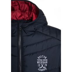 Tiffosi SANTOS Kurtka zimowa blue. Niebieskie kurtki chłopięce przeciwdeszczowe Tiffosi, na zimę, z materiału. W wyprzedaży za 151,20 zł.