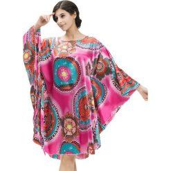 Koszule nocne i halki: Koszula nocna w kolorze różowym