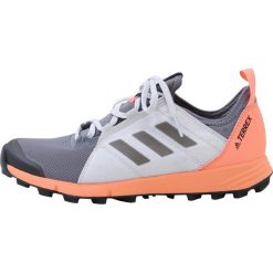 Buty sportowe damskie: adidas Performance TERREX AGRAVIC SPEED Obuwie hikingowe mottled grey/anthracite/orange