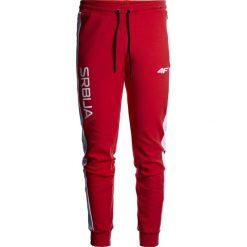Spodnie dresowe męskie: Spodnie dresowe męskie Serbia Pyeongchang 2018 SPMD700 - czerwony wiśniowy