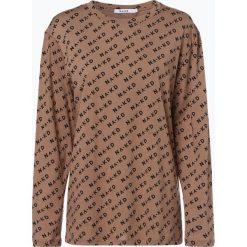 NA-KD - Damska koszulka z długim rękawem, lila. Brązowe t-shirty damskie NA-KD, s. Za 139,95 zł.