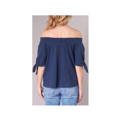 Bluzki Roxy  CARRIBEAN MOOD. Białe bralety marki Roxy, l, z nadrukiem, z materiału. Za 159,20 zł.