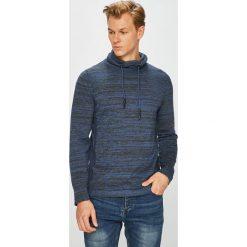 S. Oliver - Sweter. Szare swetry klasyczne męskie S.Oliver, l, z bawełny. W wyprzedaży za 179,90 zł.