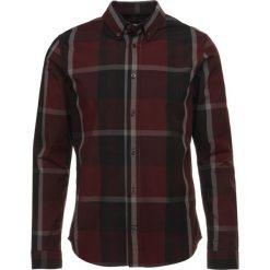 Koszule męskie na spinki: Burton Menswear London SMART CHECK Koszula red