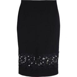 Spódniczki: Topshop Spódnica ołówkowa  black