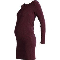 Sukienki hiszpanki: Noppies Inez Sukienka etui dark purple