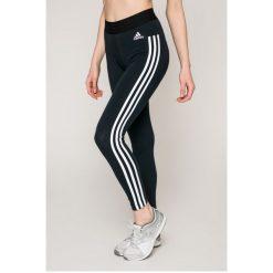 Adidas Performance - Legginsy. Szare legginsy adidas Performance, l, z bawełny. W wyprzedaży za 99,90 zł.