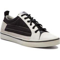 Tenisówki DIESEL - D-Velows Low Y01870 P2090 H1532 Black/White. Białe tenisówki męskie Diesel, z gumy. Za 719,00 zł.