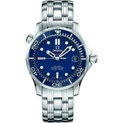 ZEGAREK OMEGA SEAMASTER 212.30.36.20.03.001. Niebieskie zegarki męskie OMEGA, ze stali. Za 15000,00 zł.
