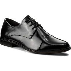 Półbuty LASOCKI FOR MEN - MI08-C318-356-01 Czarny. Czarne półbuty skórzane męskie marki TOMMY HILFIGER, na sznurówki. Za 189,99 zł.
