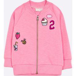 Bluzy dziewczęce rozpinane: Name it - Bluza dziecięca 92-128 cm