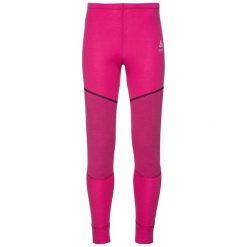 Odlo Spodnie dziecięce Pants X-WARM KIDS różowe r. 104 (155179/31600). Czarne spodnie chłopięce marki Odlo. Za 149,95 zł.