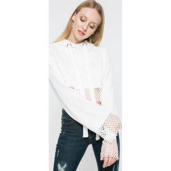 Missguided - Bluza. Szare bluzy z kapturem damskie marki Missguided, z dzianiny. W wyprzedaży za 69,90 zł.