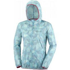 Columbia Kurtka Addison Park Windbreaker Iceberg M. Brązowe kurtki sportowe damskie marki Columbia, m, z kapturem. W wyprzedaży za 229,00 zł.