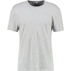 James Perse CREW Tshirt basic heather grey. Szare t-shirty męskie James Perse, m, z bawełny. Za 379,00 zł.
