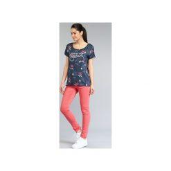 Jeansy slim fit Le Temps des Cerises  316. Niebieskie jeansy damskie relaxed fit marki Sinsay, z podwyższonym stanem. Za 181,30 zł.