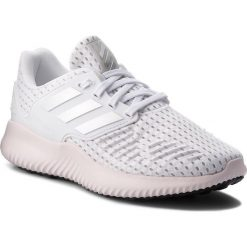 Buty adidas - Alphabounce Rc.2 CG5594 Ftwwht/Silvmt/Orctin. Białe buty do biegania damskie marki Adidas, z materiału, adidas alphabounce. W wyprzedaży za 239,00 zł.